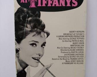 Breakfast at Tiffany's VHS (1961) Audrey Hepburn