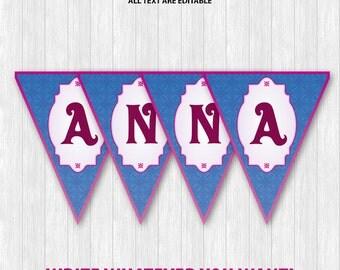 Anna Pennant Banners