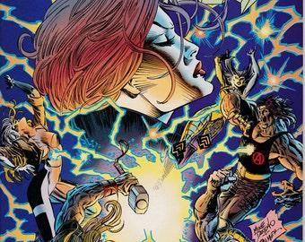 Avengers #385 April 1995 Issue - Marvel Comics - Grade NM