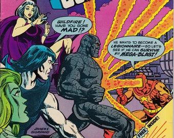 Legion of Super-Heroes #272, February 1981 Issue - DC Comics - Grade Fine