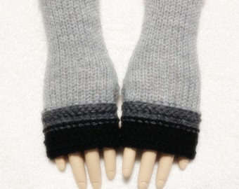 Only One Wool Fingerless Gloves