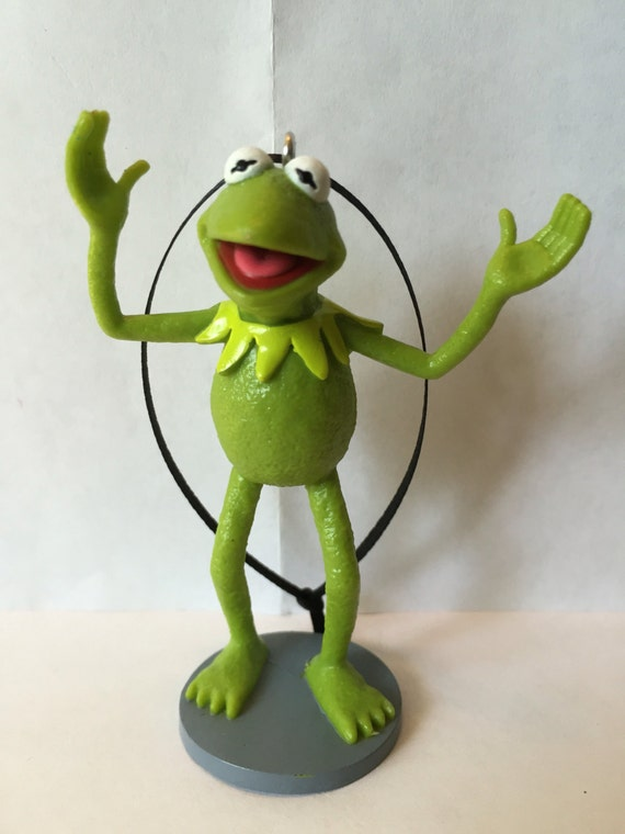 Muppets Christmas Tree Ornament Kermit the Frog