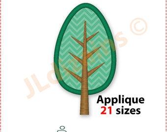Tree Applique Design. Tree embroidery design. Tree embroidery design. Tree applique. Tree embroidery. Machine embroidery design.