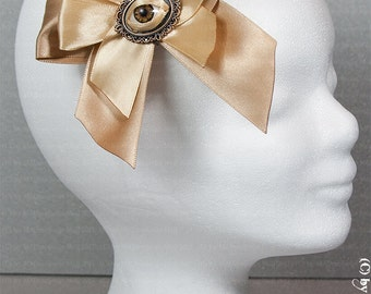 Adorable dolls eye for the Steampunk Lady loop