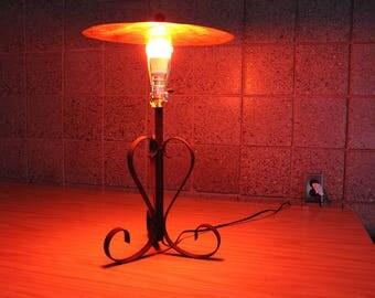Drum Cymbal Lamp