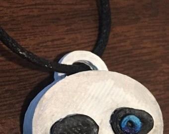 3D Printed Sans Keychain