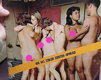 mature - Naked Rebels - RARE 70s smut - nude hippies galore!