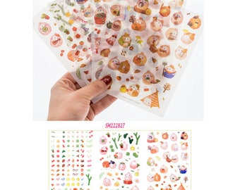 Stickers Molang V4 SM222827