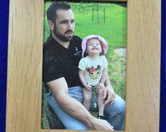 Birthday Gift For Dad ~ Fathers Day Gift ~ To Dad From Kids ~ Custom Picture Frame ~ Frames ~ Dad Gift ~ New Dad Gifts ~ Gift For New Dad ~