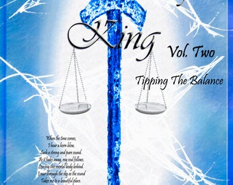 The Mark Of A King Vol. 2 Tipping the Balance by Jaylin Beam - Brand new, Signed Copy