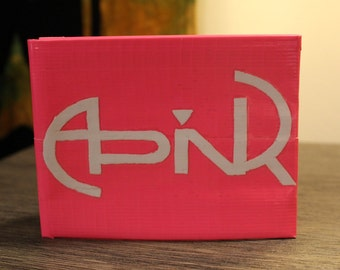 Apink Kpop Duct Tape Wallet