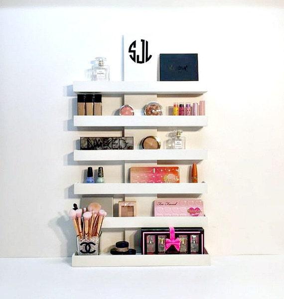 Makeup Organizer Makeup Storage Wall Mounted Makeup