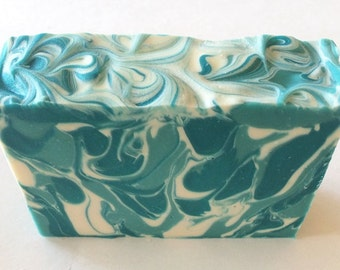 Bath and Body - Artisan Soap - Handcrafted Soap - Homemade Bar of Soap - Gift for Him - Scented Soap - Wholesale Soap - Green Irish Tweed