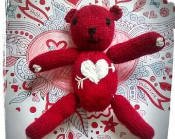Love Heart Reiki Bear <3