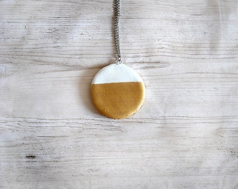 Modern cold porcelain necklace white gold pendant necklaces for women statement necklaces gold necklace design long necklaces jewellery
