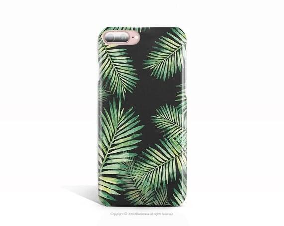 iPhone 7 TOUGH Case Palm iPhone 7 Plus Case iPhone 6 Case iPhone 6s Case iPhone 5s Case iPhone 6s Plus Case Floral Samsung Galaxy S7 Case