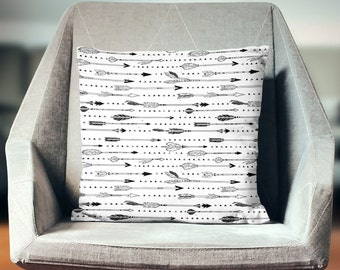 Arrow Throw Pillow | Arrow Pillow Case | Arrow Pillow Cover | Arrow Pillow Case | Arrow Decorative Pillow | Arrow Cushion | Arrow Pillow