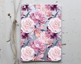 Bohemian Flowers Case iPad Mini Case iPad Pro 9.7 Case iPad 10.5 Cover iPad Pro 12.9 Case iPad Air 2 Case Smart Case iPad Air 4 Case WC4156
