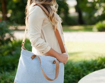 FREE PERSONALIZATION~ Monogrammed Shoulder Bag ~ Monogrammed laptop bag ~ Monogrammed Diaper Bag ~