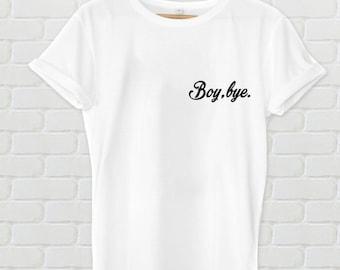Lyrics Tee-Boy, bye