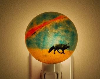 Night Light - Park Fox