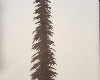 Handsaw tree artwork