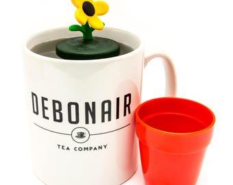 Flowerpot Floating Tea Infuser