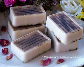 "EUROPEAN SWEET BIRCH ""Artisan Alchemist""™ Specialty Herbal Soap Master Crafted by Witchcrafts Artisan Alchemy"