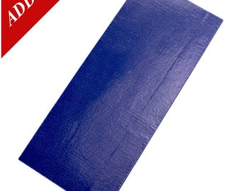 """Double Sided Sticky Felt Locker Memo Board - Royal Blue, 6"""" Wide x 14"""" Long, Multiple Pack Sizes Available, Message Board, Add-On Item"""