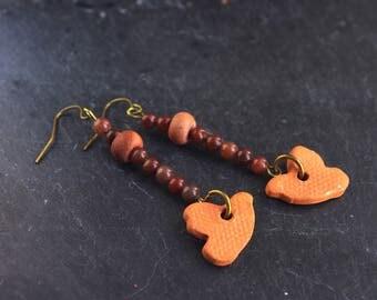 Bird earrings, girl earrings, earrings for women, designer earrings, ladies earrings, fashion earrings, unique jewelry, earrings online
