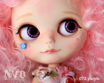 Blythe / Icy Eyechip / Pullip Eye chips 071 (3 colors)