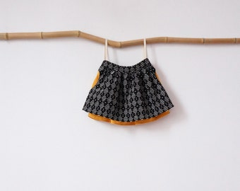 Grounds, pockets drops skirt, baby/girl