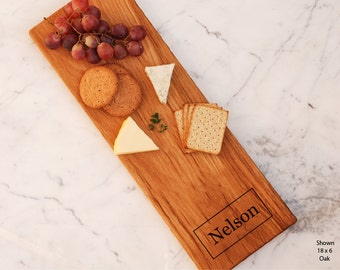 Cheese Board, Custom Family Name, Anniversary Gifts, Personalized Family, Personalized Realtor Gift, Engraved Closing Gift, Husband Gift,