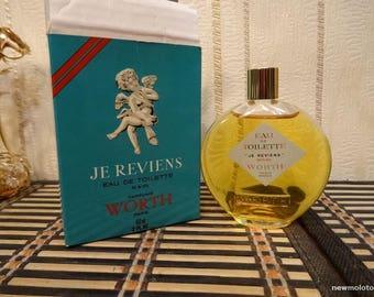 Je Reviens Worth 60ml. EDT Vintage Lalique