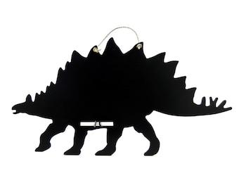 Stegosaurus Dinosaur Chalkboard