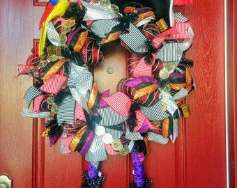 Gasparilla Wreath