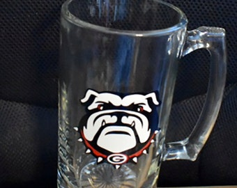Bulldog 26.5 ounce Mug