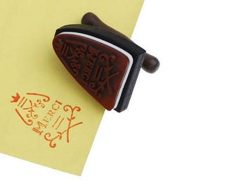 "A ""Thank you"" stamp"