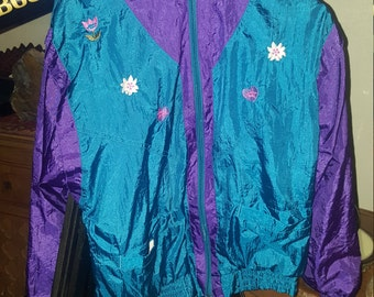 Vintage Womens/girls windbreaker