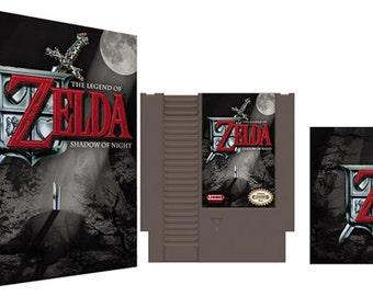 Zelda : Shadow of Night Complete Box Set