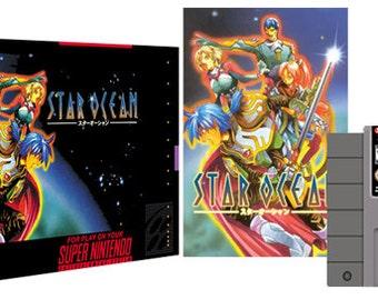 Star Ocean Complete Box Set