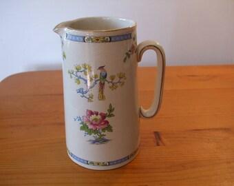 "Lord Nelson Pottery ""TSING"" jug"