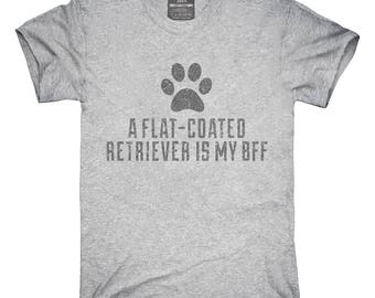 Cute Flat-Coated Retriever Dog Breed T-Shirt, Hoodie, Tank Top, Gifts
