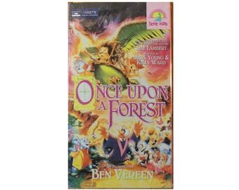 Once Upon A Forest audio book on cassette 1993 performed by Ben Vereen NEW
