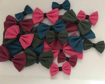 Autumn Style Bows