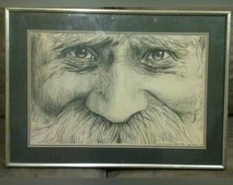 Henri Eisenberg Drawing Artwork Picture