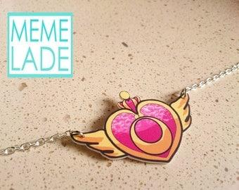 Sailor Moon Magical Girl - Necklace