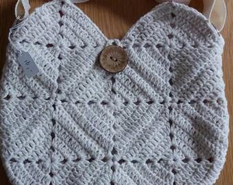 Cute crochet festival bag.