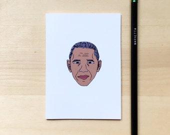 Older Obama Card