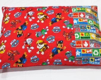 Paw Patrol Pillow Case Etsy